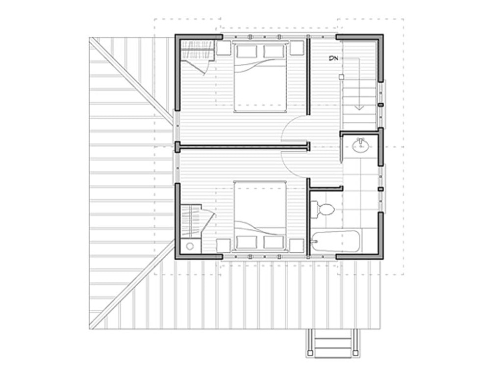 small home design 950 sq ft custom small home