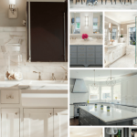 bathroom ideas and kitchen ideas Benjamin Moore paint colors