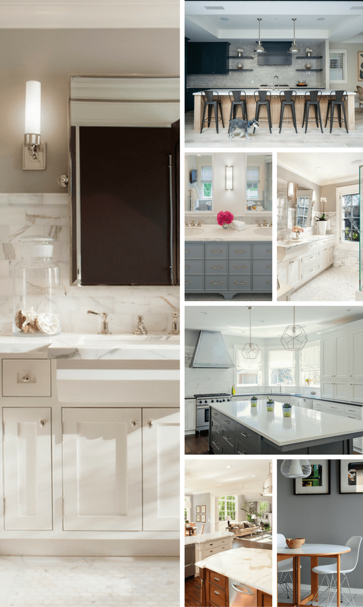 kitchen & bath ideas: benjamin moore paint - SquareFrank
