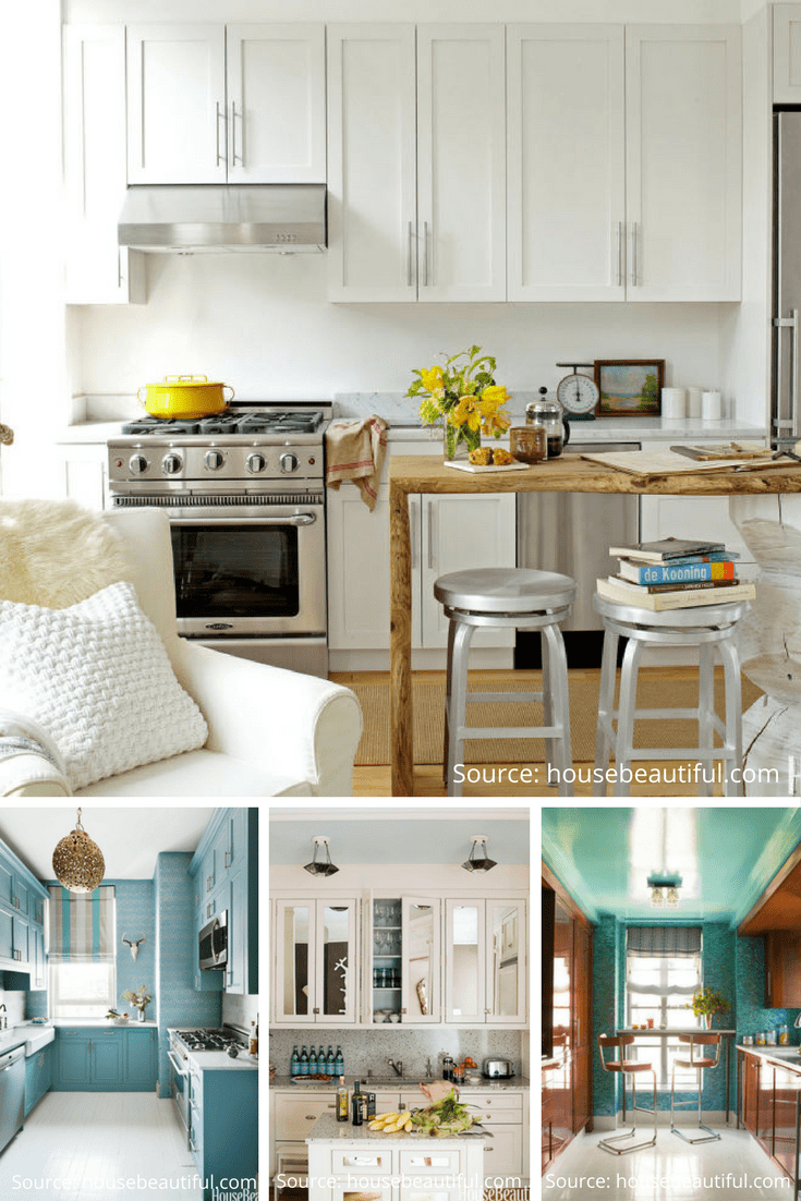 how to make the most of small kitchen with smart choices