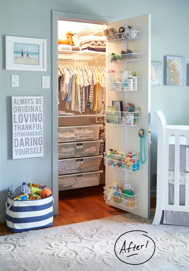 cramped closet organization space solutions small image storage